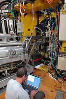 - RFX consortium has been constituted by ENEA, CNR, University of Padova and Acciaierie Venete Spa for scientific and technological search about the thermonuclear controlled fusion. RFX contributes to international ITER project for the construction of a nuclear fusion reactor....- il consorzio RFX è stato costituito da ENEA, CNR, Università di Padova e Acciaierie Venete Spa per la ricerca scientifica e tecnologica nel campo della fusione termonucleare controllata. RFX  contribuisce al progetto internazionale ITER per la costruzione di un reattore a fusione nucleare