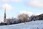 Drogheda in Snow 8/01/10