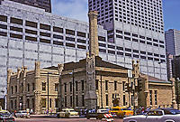 Chicago: Pumping Station of Water Tower. Photo '88.