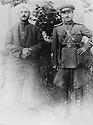 Iran 1946?.Qazi Muhammad and General Barzani in Mahabad.Iran 1946.Qazi Muhammad et le general Barzani a Mahabad.