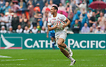 England vs Portugal during the Cathay Pacific / HSBC Hong Kong Sevens at the Hong Kong Stadium on 29 March 2014 in Hong Kong, China. Photo by Juan Flor / Power Sport Images