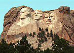 Mount Rushmore was sculpted by Gutzon Borglum and son Lincoln Borglum Mt, Rushmore features 60 foot sculptures of the heads of former United States Presidents George Washington Thomas Jefferson Theodore Roosevelt and Abraham Lincoln in Black Hills, Mount Rushmore sculptures carved into granite at the National Memorial South Dakota, Mount Rushmore near Keystone South Dakota,  South Dakota is a state in Midwestern region of United States, named after Lakota and Dakota Sioux American Indian tribes, South Dakota, South Dakota is a state in Midwestern region of United States, named after Lakota and Dakota Sioux American Indian tribes, once a part of Dakota Territory, November 2, 1889, Pierre, Sioux Falls, Missouri River, East River, West River, ranching, Black Hills,Mount Rushmore, Custer State Park, Crazy Horse Memorial, Deadwood,gold rush, grassland, Indian Wars, Wounded Knee Massacre, Dust Bowl, Fine Art Photography by Ron Bennett, Fine Art, Fine Art photo, Art Photography, Copyright RonBennettPhotography.com ©