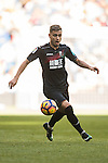 Andreas Pereira of Granada CF in action during their La Liga match between Real Madrid and Granada CF at the Santiago Bernabeu Stadium on 07 January 2017 in Madrid, Spain. Photo by Diego Gonzalez Souto / Power Sport Images