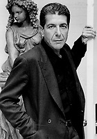 Leonard Cohen was recently in Granada to film a video for Small Viennese Waltz, his offering on Poets in New York, an alburm celebrating Federico Garcia Lorca.<br /> <br /> <br /> Bull, Ron<br /> Picture, 1983,<br /> <br /> <br /> Toronto Star Archives - AQP