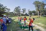 Scott Hend of Australia gives a gold clinic during the 58th UBS Hong Kong Golf Open as part of the European Tour on 09 December 2016, at the Hong Kong Golf Club, Fanling, Hong Kong, China. Photo by Vivek Prakash / Power Sport Images
