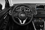 Car pictures of steering wheel view of a 2016 Scion iA 4 Door Sedan Steering Wheel