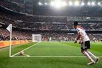 River Plate Gonzalo Martinez during  Commebol Final Match between River Plate and Boca Juniors at Santiago Bernabeu Stadium in Madrid, Spain. December 09, 2018. (ALTERPHOTOS/Borja B.Hojas) /NortePhoto.com