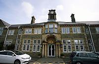 Heronsbridge School in Bridgend, Wales, UK. Monday 12 June 2017