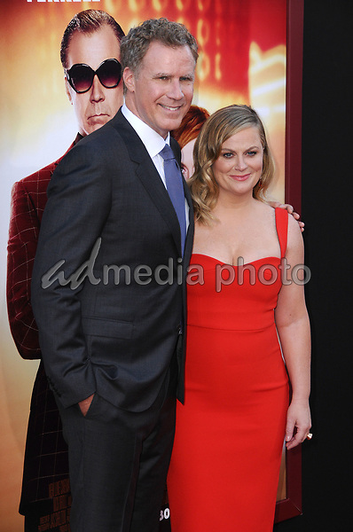"""26 June 2017 - Hollywood, California - Will Ferrell, Amy Poehler. """"The House"""" Los Angeles Premiere held at the TCL Chinese Theatre in Hollywood. Photo Credit: Birdie Thompson/AdMedia"""