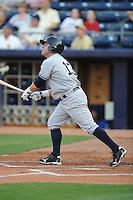 Jon Weber #13 Designated Hitter Scranton/Wilkes-Barre Yankees (Yankees) May 7, 2010 Photo By Tony Farlow/Four Seam Images