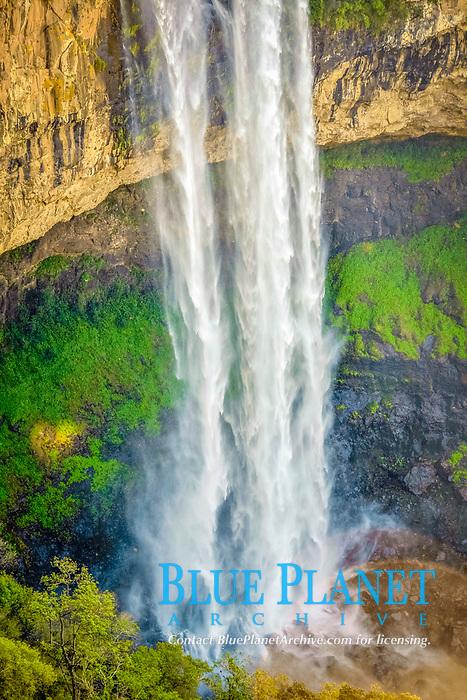 Caracol waterfall, Canela, Rio Grande so Sul, Brazil