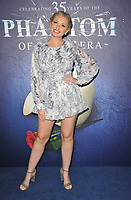 """Amy Hart at the """"The Phantom Of The Opera"""" 35th anniversary gala performance, Her Majesty's Theatre, Haymarket, on Monday 11th October 2021, in London, England, UK. <br /> CAP/CAN<br /> ©CAN/Capital Pictures"""