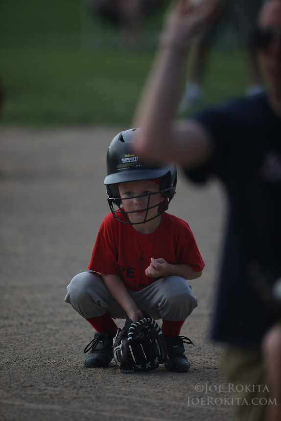 Wireless Made Simple tee ball<br /> <br /> Cole