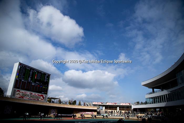 TOYOAKE,JAPAN-JAN 10: Track scene at Chukyo Racecourse on January 10,2021 in Toyoake,Aichi,Japan. Kaz Ishida/Eclipse Sportswire/CSM