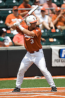 Rupp, Cameron 0370.jpg.  Big 12 Baseball game with Texas A&M Aggies at Texas Lonhorns  at UFCU Disch Falk Field on May 9th 2009 in Austin, Texas. Photo by Andrew Woolley.