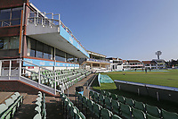 General view of the ground ahead of Kent CCC vs Essex CCC, Specsavers County Championship Division 1 Cricket at the St Lawrence Ground on 20th August 2019