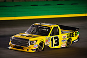 NASCAR Camping World Truck Series<br /> Buckle Up In Your Truck 225<br /> Kentucky Speedway, Sparta, KY USA<br /> Thursday 6 July 2017<br /> Cody Coughlin, JEGS Toyota Tundra<br /> World Copyright: Barry Cantrell<br /> LAT Images