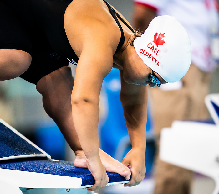 Colleen Cloetta, Lima 2019 - Para Swimming // Paranatation.<br />