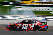 NASCAR XFINITY Series<br /> Alsco 300<br /> Kentucky Speedway, Sparta, KY USA<br /> Saturday 8 July 2017<br /> Kyle Busch, NOS Energy Drink Rowdy Toyota Camry celebrates his win <br /> World Copyright: Russell LaBounty<br /> LAT Images