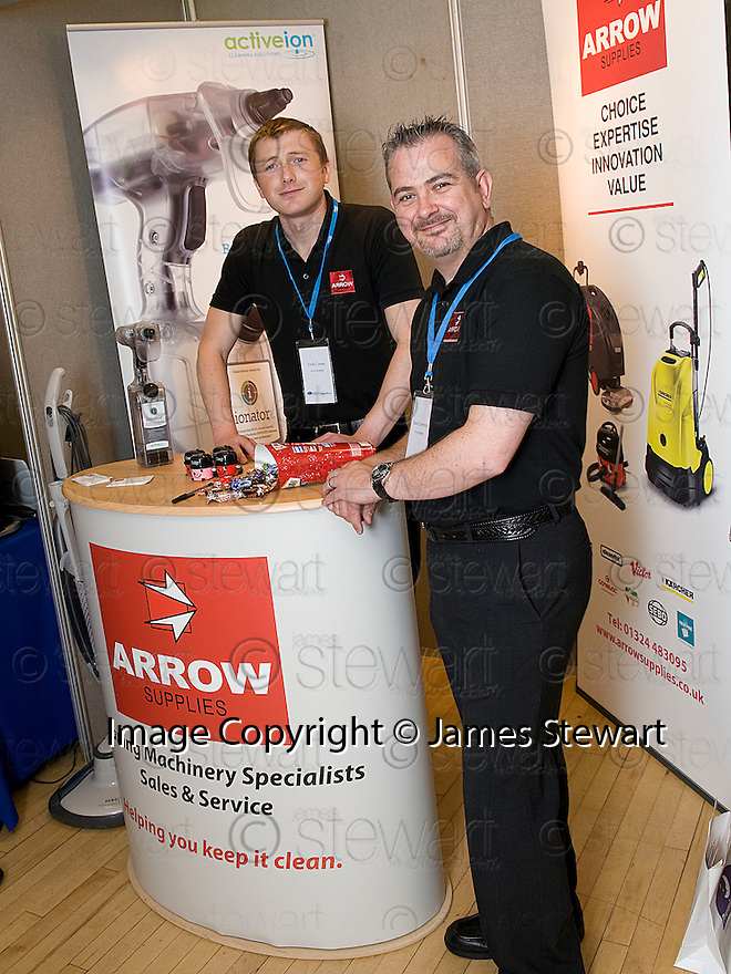 Falkirk Business Exhibition 2011<br /> Arrow Supplies.
