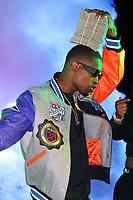 "ATLANTA, GA - SEPTEMBER 22, 2020 LiL Bam on the set of his ""Julio"" remix video shoot September 22, 2020 in Atlanta, Georgia. ( No Negative Caption Or Stories )<br /> CAP/MPI/WG<br /> ©WG/MPI/Capital Pictures"