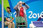 Sabrina Duchesne, Rio 2016 - Para Swimming /// Paranatation.<br /> Sabrina Duchesne competes in the  women's 400m freestyle S8 classification heats // Sabrina Duchesne participe aux manches de classement féminines du 400 m nage libre S8. 08/09/2016.