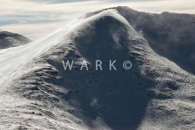 Peak above Breckenridge Ski Area.