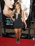 Angela Simmons attends the CBS Films' Premiere of Beastly held at The Pacific Theatres at The Grove in Los Angeles, California on February 24,2011                                                                               © 2010 Hollywood Press Agency
