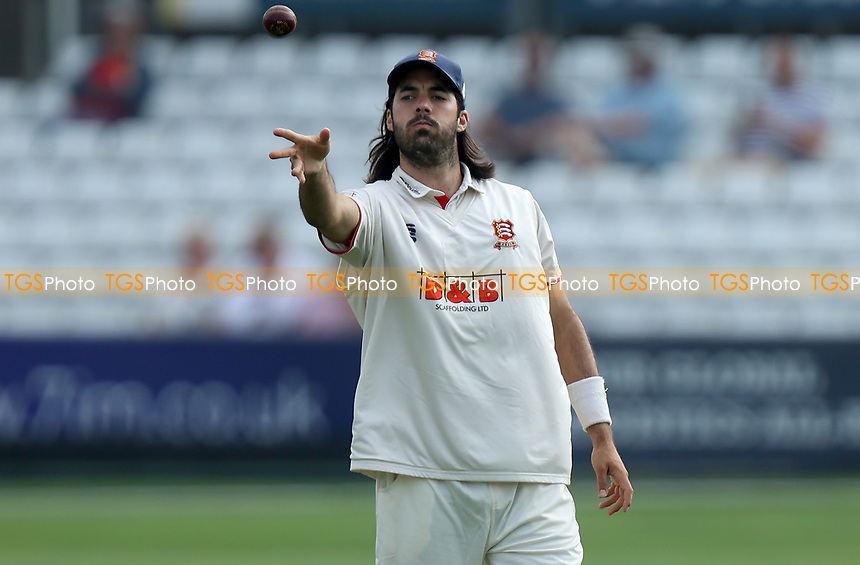 Shane Snater of Essex on fielding duty during Essex CCC vs Gloucestershire CCC, LV Insurance County Championship Division 2 Cricket at The Cloudfm County Ground on 5th September 2021