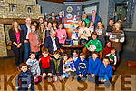 CBS school launch their €1,000aire fundraiser in the Ashe Hotel on Tuesday.