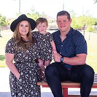 IW Loves Moms like Amanda Weeks, wife of Houston Texans long snapper Jon Weeks.