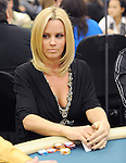 Jenny McCarthy at The World Poker Tour Celebrity Invitational Tournament held at The Commerce Casino in The City of Commerce, California on February 20,2010                                                                   Copyright 2010  DVS / RockinExposures