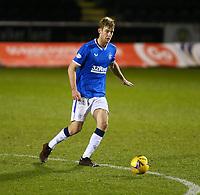 30th December 2020; St Mirren Park, Paisley, Renfrewshire, Scotland; Scottish Premiership Football, St Mirren versus Rangers; Filip Helander of Rangers on the ball
