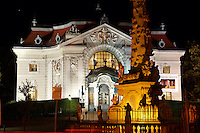 The Baroque Katona Jósef Theatre, Hungary Kecskemét