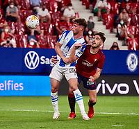 2021.08.14 La Liga CA Osasuna VS RCD Espanyol