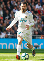 Real Madrid's Mateo Kovacic during La Liga match. April 8,2018.  *** Local Caption *** © pixathlon<br /> Contact: +49-40-22 63 02 60 , info@pixathlon.de
