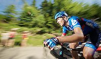 Thomas Danielson (USA)<br /> <br /> Tour de France 2013<br /> stage 20: Annecy to Annecy-Semnoz<br /> 125km