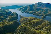 Lake Ocoee, Cherokee Nat. Forest