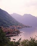 ITA, Italien, Lombardei, Lézzeno Pescau suedlich von Bellagio am Comer See | ITA, Italy, Lombardia, Lézzeno Pescau south of Bellagio at Lake Como