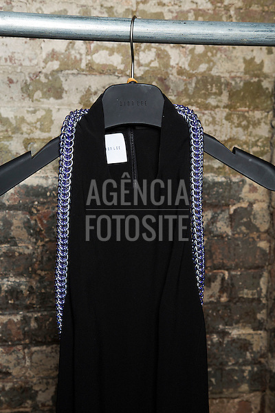 Nova Iorque, EUA '09/2014 - Desfile de Dion Lee durante a Semana de moda de Nova Iorque  -  Verao 2015. <br /> <br /> Foto: FOTOSITE