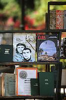 Cuba/La Havane: Marché aux vieux livres - l'Atlas de voyage, carnet de voyage de Ernesto Che Guevara
