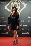 """Candela Peña attends """"Iris Academia de Television' awards at Nuevo Teatro Alcala, Madrid, Spain. <br /> November 18, 2019. <br /> (ALTERPHOTOS/David Jar)"""