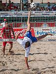 XVII Open Valencia de Futvoley.<br /> Playa de Las Arenas - Valencia (España)<br /> 20 de julio de 2013.