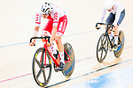 Szymon Sajnok of Poland competes in the Men's Omnium Finals during the 2017 UCI Track Cycling World Championships on 15 April 2017, in Hong Kong Velodrome, Hong Kong, China. Photo by Marcio Rodrigo Machado / Power Sport Images
