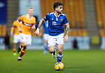 St Johnstone v Motherwell…21.11.20   McDiarmid Park      SPFL<br />Craig Conway<br />Picture by Graeme Hart.<br />Copyright Perthshire Picture Agency<br />Tel: 01738 623350  Mobile: 07990 594431