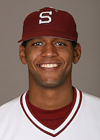 STANFORD, CA - JANUARY 7:  Stanley Fich of the Stanford Cardinal baseball team poses for a headshot on January 7, 2009 in Stanford, California.
