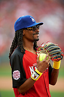 07.12.2015 - MLB Celebrity Softball Game