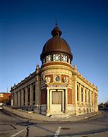 Public Library building, Pawtucket, RI