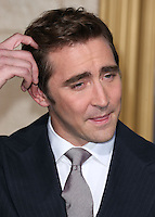 HOLLYWOOD, LOS ANGELES, CA, USA - DECEMBER 09: Lee Pace  arrives at the World Premiere Of New Line Cinema, MGM Pictures And Warner Bros. Pictures' 'The Hobbit: The Battle of the Five Armies' held at the Dolby Theatre on December 9, 2014 in Hollywood, Los Angeles, California, United States. (Photo by Xavier Collin/Celebrity Monitor)