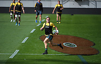 160422 Super Rugby - Hurricanes Captain's Run